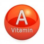 Круг с надписью витамин а