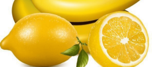 Бананы и лимоны