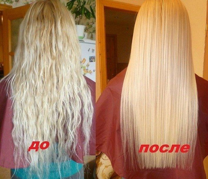 нанопластика для волос можно ои после нее красится