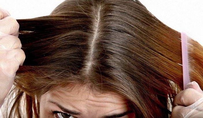 проблемы с кожей головы