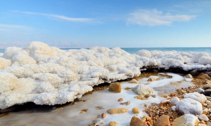 Море и морская соль