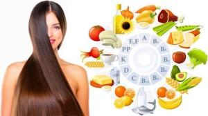 Витамины и минералы для волос