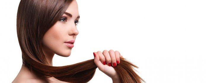 Процедуры для волос утяжеление