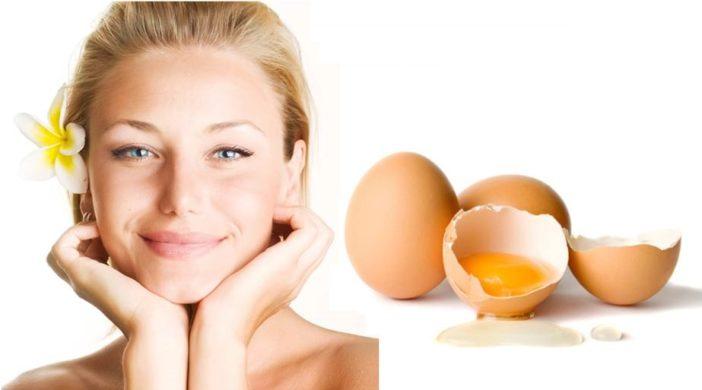 Девушка и куриные яйца