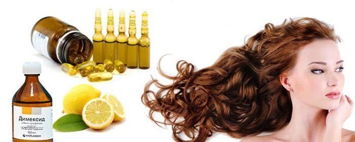 Средства для волос в аптеке для женщин