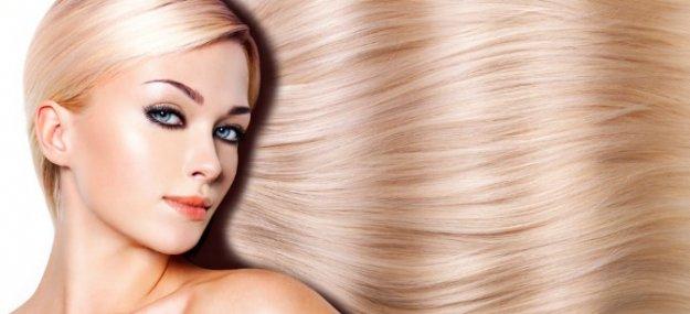 Девушка с шелковыми волосами